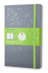 moleskine new evernote