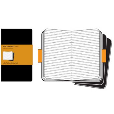 Зошити Moleskine - Journals