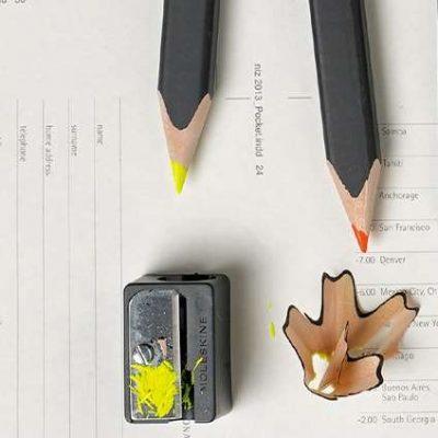 Oлівці - Pencils