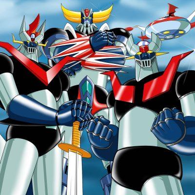 Gō Nagai - Супер Роботи